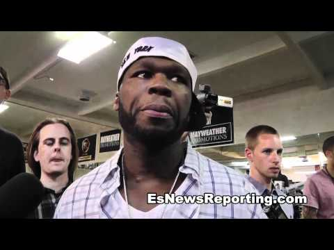Клипы - Rap Superstar 50 Cent Lands An Upper Cut On Seckbach