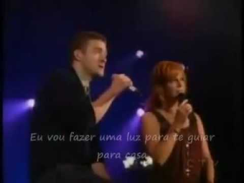 Клипы - Reba McEntire  ft Justin timberlake  - The only promise that remains