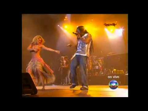 Клипы - Rock in Rio 2011 -  Shakira  Hips don´t lie