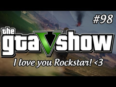 Клипы - Rockstar Games, GTA 5 On PC, Multiplayer Details Please! - The GTA V Show (Episode 98)