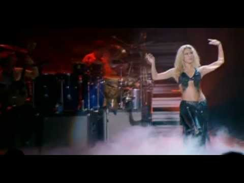 Клипы - Shakira - 01 Ojos Asi [Live & Off The Record HD]