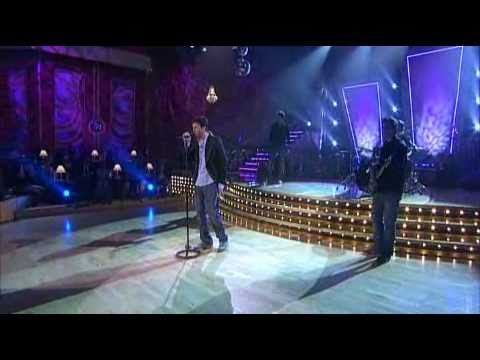 Клипы - Somebody's Me [LIVE] @ Dancing with the Stars 2007 - Enrique Iglesias