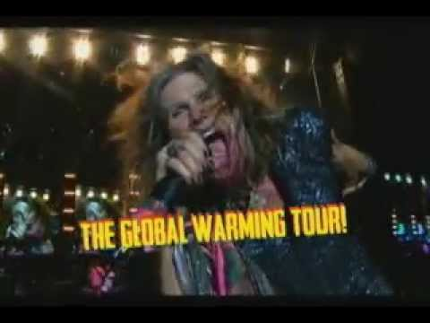 Клипы - The Global Warming Tour Featuring Aerosmith And Cheap Trick
