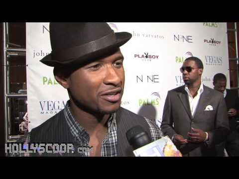 Клипы - Usher talks new album, Michael Jackson and more