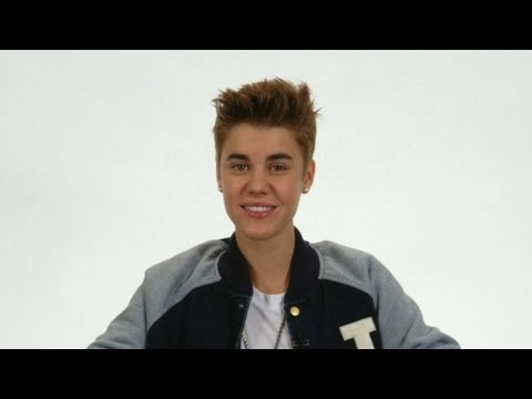 Клипы - Web Exclusive: A Message from Justin Bieber